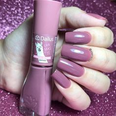 new collection are five gorgeous enamels in colors that I particularly like very much. Blush Nails, Rose Nails, Nail Paint Shades, Purple Acrylic Nails, Manicure E Pedicure, Rainbow Nails, Dream Nails, Beautiful Nail Designs, Stylish Nails