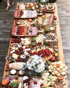 lhcd Melbourne Cup spread Thank you for having us Grazing Station & Event Organised- Floral Stylist- Hot Savouries- Sweets- Fruit Platter- Charcuterie Platter, Charcuterie And Cheese Board, Cheese Boards, Party Trays, Snacks Für Party, Cheese Platters, Food Platters, Cheese Table, Antipasto