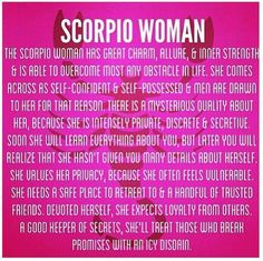 The Scorpio Evolution. A page dedicated to Scorpio, the sign of the Zodiac. Celebrate your sign & learn more about our complex nature and. Libra, Scorpio Zodiac Facts, Astrology Scorpio, Scorpio Traits, Scorpio Girl, Scorpio Love, My Zodiac Sign, Scorpio Female, Scorpio Personality