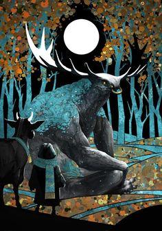 Troll, Benjamin Sjöberg, Digital, 2013 : Art