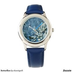 Butterflies Wrist Watch