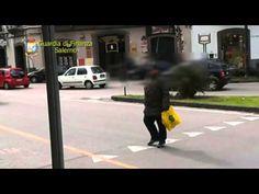 Salerno: Si finge cieco. Denunciato. Deve restituire 51.000 euro