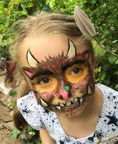 Unicorn Book Week Dress Up And Face Painted