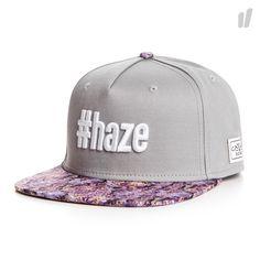 Cayler & Sons Haze Snapback - http://www.overkillshop.com/de/product_info/info/12287/