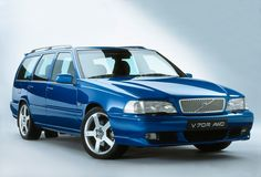 #Volvo #V70R #V70 #R