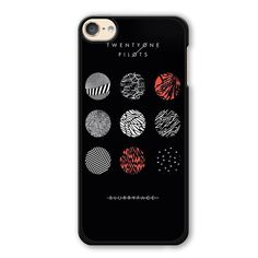 21 Pilots Blurryface Twenty One Pilots Phonecase Cover Case For Apple Ipod 4 Ipod 5 Ipod 6