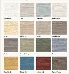 Home Depot Cement Board Siding | ... House Part 1: Exterior Fiber Cement Siding Options | Stately Kitsch
