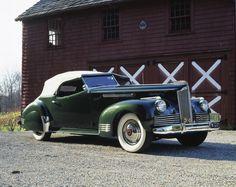 1942 Packard Clipper Six Convertible