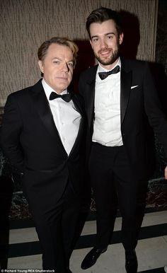 BAFTA 2016 Jack Whitehall