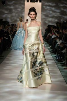 Georges Chakra Couture Spring Summer 2015