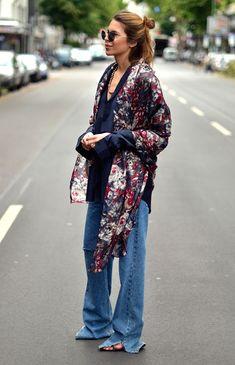 look pantalona e kimono