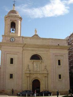 Almería - Iglesia San Sebastián  (photo: Robert Bovington)