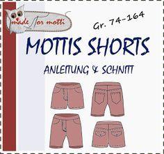 Made for Motti: MOTTIS SHORTS