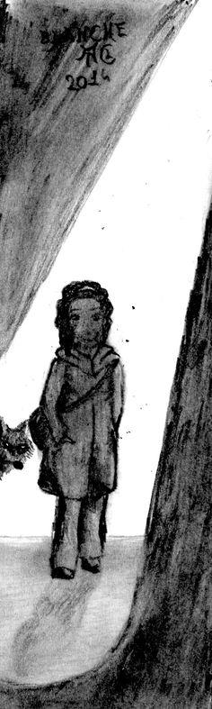 """#Roman #Fantastique #Illustration - """"Le Sang des Wolf"""" revient avec des ombres étranges dans le chapitre IX(2)"""