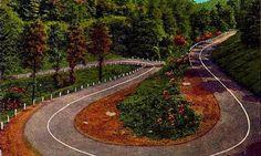 Double Horseshoe Curve ~ Mingo County, West Virginia
