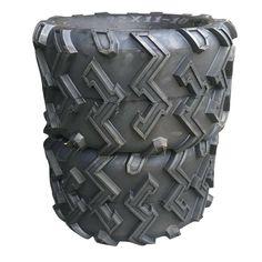 Rear Tire 27x10x14 27x10-14 UTV Polaris EFX MotoClaw Radial ATV Front 1 Tire
