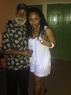 Global Iconic Selector Monte Blake - Merritones & Music Media Management @ Waterfalls Night Club - Kingston Jamaica June 2015 ... #medianet55