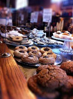 Flying Apron Bakery-vegan, gluten free in Fremont neighborhood, Seattle