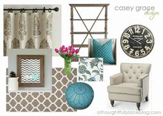 neutral family rooms   Do you have a room that needs more of a current feel? Or are you ...