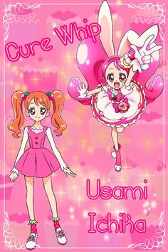 Kirakira Pretty Cure A Lá Mode Cure Whip (Ichika)