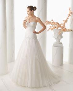 111 NANCY | Wedding Dresses | 2014 Collection | Alma Novia
