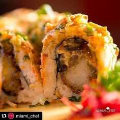 #Repost @miami_chef with @repostapp  Buen provecho! Nuestro fantástico Ebi Kani  está esperando por ti aquí en @kokaisushi ven y disfruta de nuestra calidad y frescura!  Bon Appetite! Our fantastic Ebi Kani Rolls is waiting for you here in #kokai come and enjoy our quality and freshness! #miamichef#miami#chef#doral#sushi#food #горячее #еда #кухня #рецепты #steaknight #everythursday #steak #wolfies #yum #sydneyharbourbridge #sydneyrestaurant #harbourfront #restaurant #foodandwine #food…