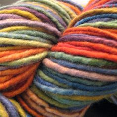 notes on core spinning yarn
