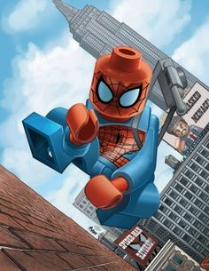 18 Lego Marvel Variants And The Originals They Are Parodying