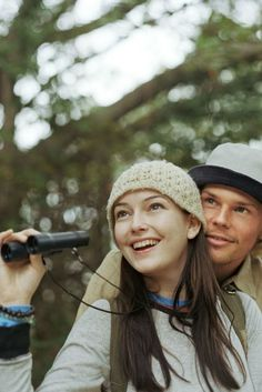 50 Date Night Ideas - Creative Dates for Any Budget - Go Birdwatching - There's something awfully romantic about being almost alone in the woods, quiet except for the sound of a far-off mating call. See if your local park offers tours, or head into your own backyard. Browse through redbookmag.com for more affordable date ideas.