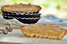 Tarte(lettes) de maçã