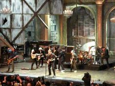 Flea & Metallica, Jimmy Page, Jeff Beck, Ronnie Wood, and Joe Perry