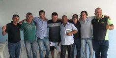 Em Reunião com os Prefeitos na Sede Prefeitura da Guariroba na qual foram discutidos a Administração do Foro das Prefeituras de