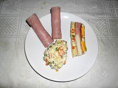 Nap mint nap: Aszpikos-tormakrémes sonkatekercs tál Tacos, Mexican, Mint, Ethnic Recipes, Food, Essen, Meals, Yemek, Mexicans