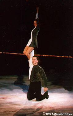 Daria Grinkova Skating katia gordeeva & s...