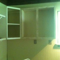 cabinet boxes