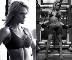 IFBB Bikini Pro Competitor & Fitness Model Tawna Eubanks' workout, diet, etc.
