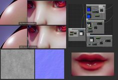 Dzung Phung Dinh provides full breakdown of his amazing Exparia project. Shaders, textures, materials - it's all here. Vfx Tutorial, Game Textures, Blender Tutorial, Unreal Engine, Game Design, 3d Design, Zbrush, Digital Media, The Secret
