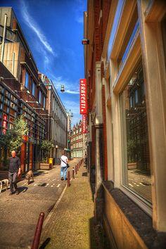 Nes, Amsterdam - Netherlands