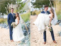 Chesapeake Bay Beach Club wedding - Tavern Ballroom || tPoz Photography || www.tpozphotoblog.com