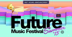 Summer's biggest party! Future Music Festival 2015 hits 5 cities across Australia in Feb / March. Insane line-up featuring Drake, Avicii, The Prodigy, Afrojack, Martin Garrix, 2 Chainz and heaps more!