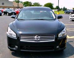 What a beauty!! 2011 Nissan Maxima 3.5S.