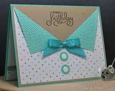 Stamping From The Heart: New Cards