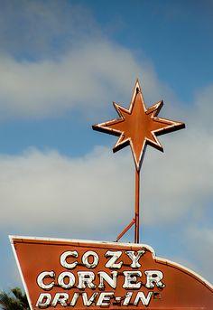 Cozy Corner Drive-In