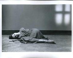 """Anna Karina in """"the Nun"""""""