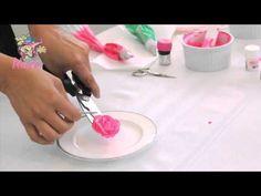Mago Dicas: Montando uma rosa com Silvana Xavier