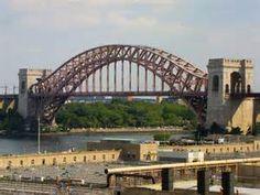 Hell Gate Bridge [Railroad Bridge] - Bing Images