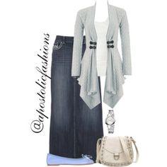 Apostolic Fashions #1565