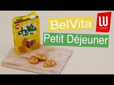 BelVita Petit Déjeuner⎪Papier et FIMO - YouTube