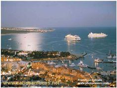 Cruise ships and Cabo San Lucas www.cabosanlucas.net #cabo #cabosanlucas #baja