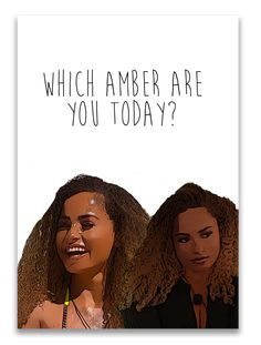 Amber Love Island Birthday Card | Yo Crackers